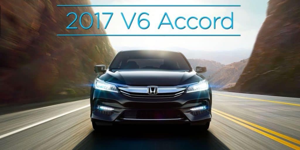 2017 V6 Accord