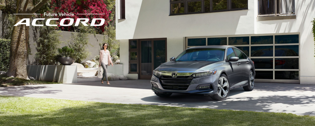 Honda Hails Next Generation 2018 Accord Honda Of Olathe