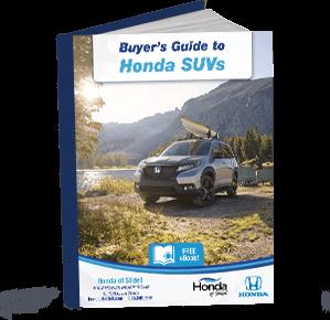 Buyers Guide to Honda SUVs eBook CTA