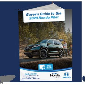 Buyers Guide 2020 Honda Pilot eBook CTA