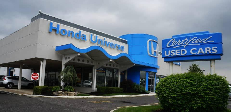 Honda Universe