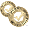 Top Choice Awards 2016 & 2017 & 2018