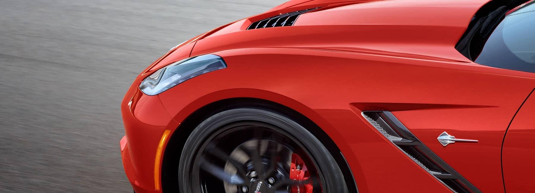2019 Chevrolet sport red