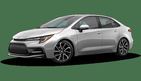 2020 Base Corolla Image
