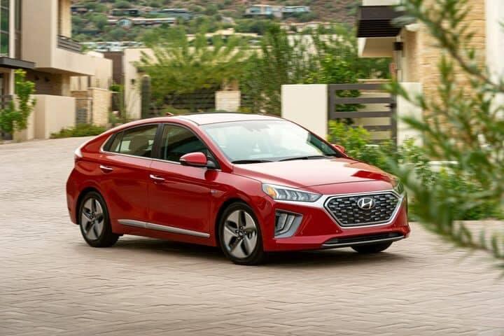 2020 IONIQ Hybrid