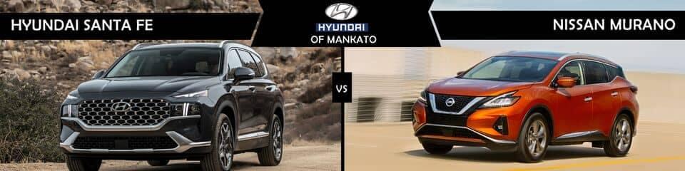 Hyundai-Santa-Fe-vs-Nissan-Murano-Hyundai-of-Mankato
