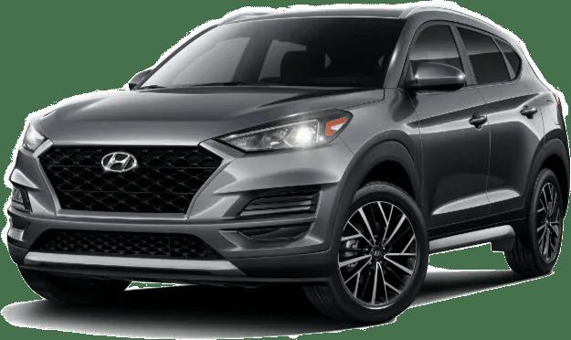 2020 Hyundai Tuscon SEL