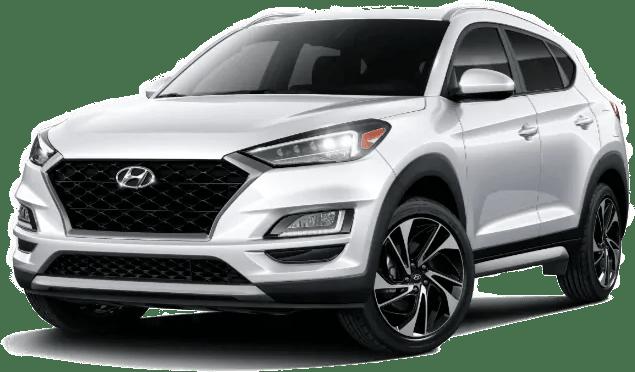 2020 Hyundai Tuscon Sport