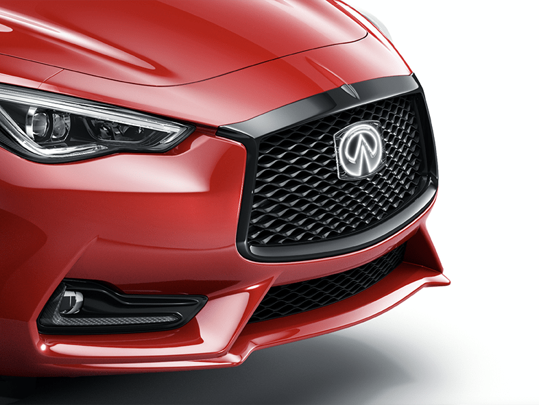 Q60 ILLUMINATED GRILLE (WITHOUT ICC)