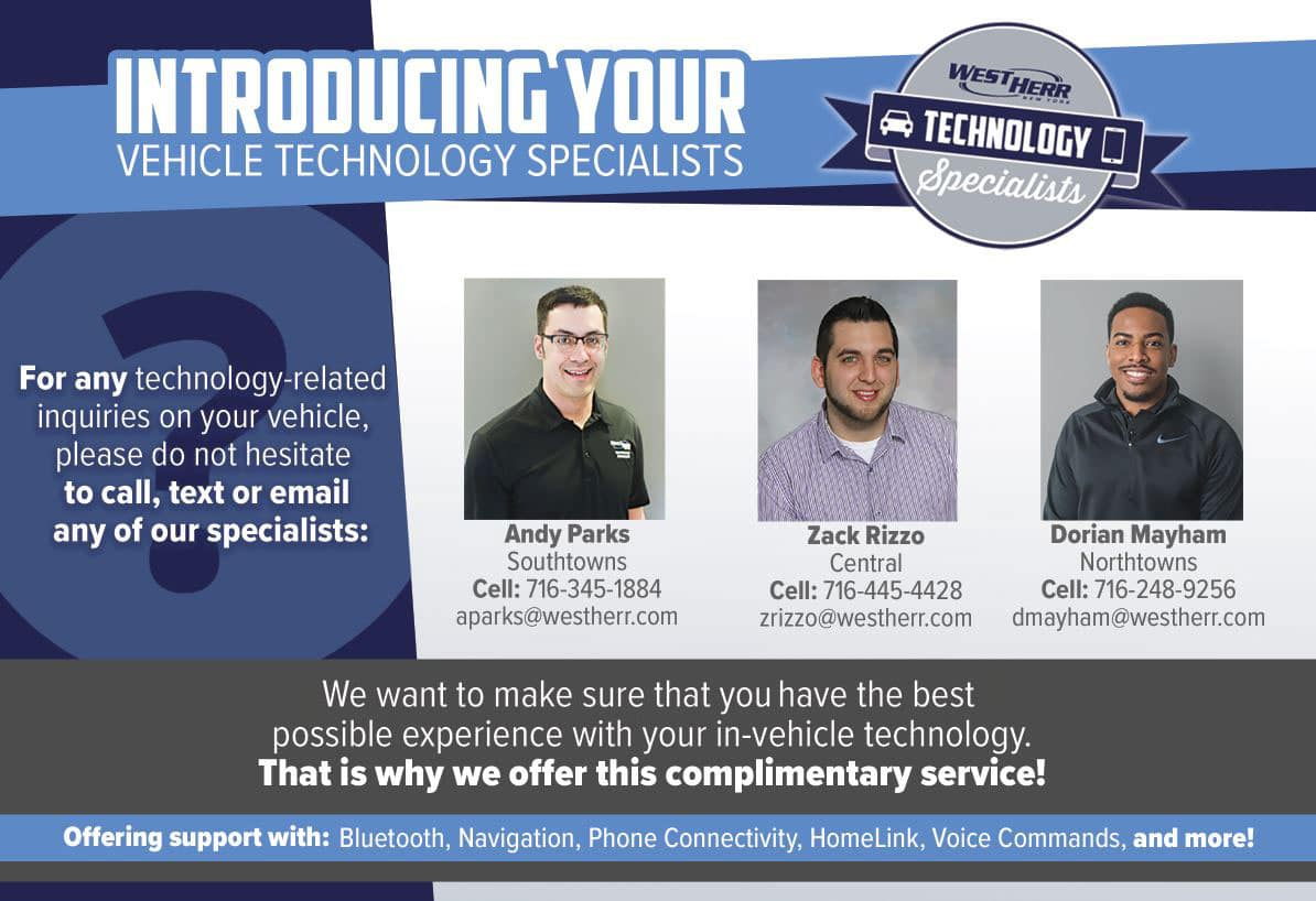 Tech Specialists