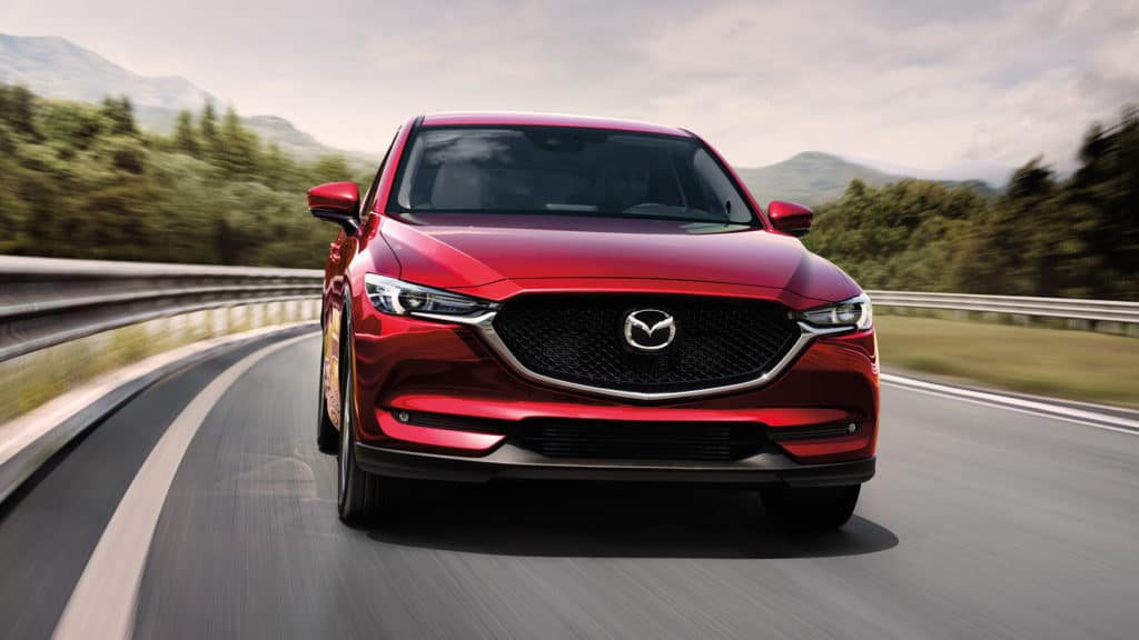 How Far Can The 2017 Mazda Cx 5 Go On A Tank Of Gas
