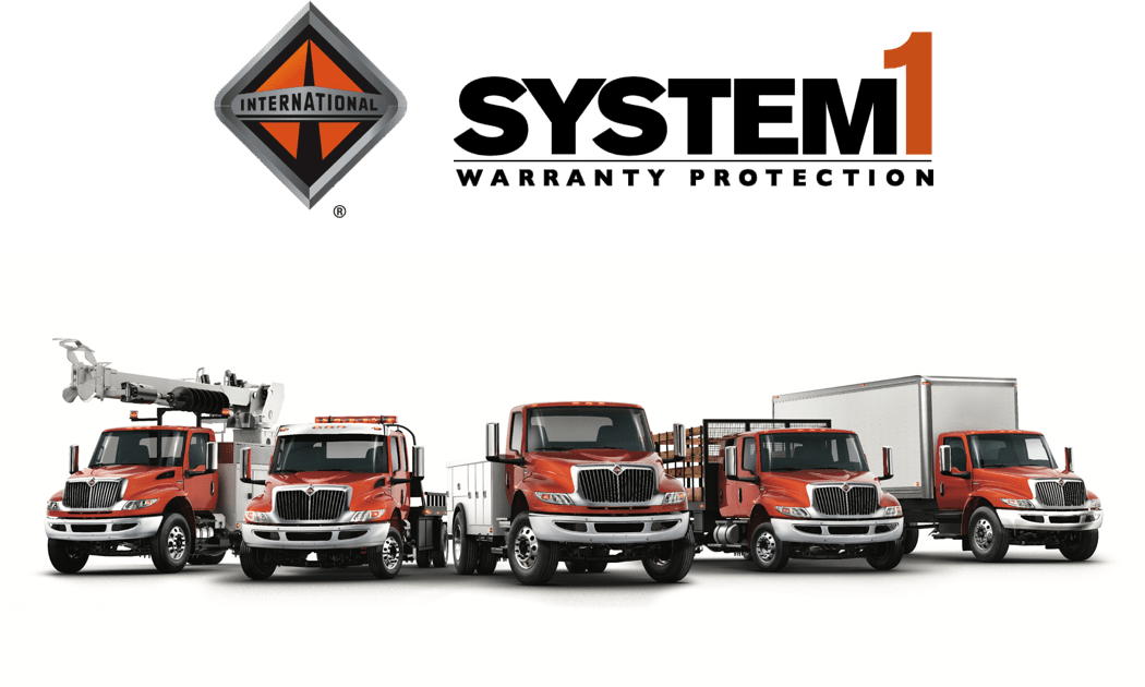 System1 Warranties | International Used Truck Centers