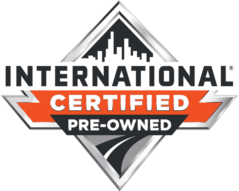 International Certified Pre-Owned Logo