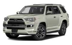 2018 Toyota 4Runner Model