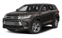 2018 Toyota Highlander Hybrid Model