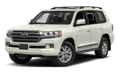 2018 Toyota Land Cruiser Model