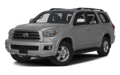 2018 Toyota Sequoia Model