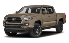 2018 Toyota Tacoma Model