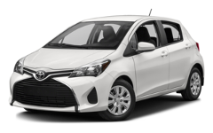 2018 Toyota Yaris Model