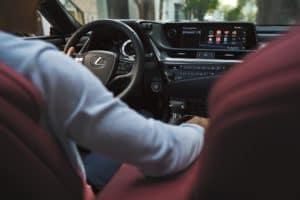 Lexus ES 350 Technology