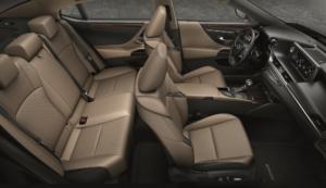 Lexus ES 350 Cabin