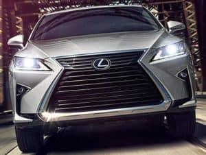 Lexus RX Lease