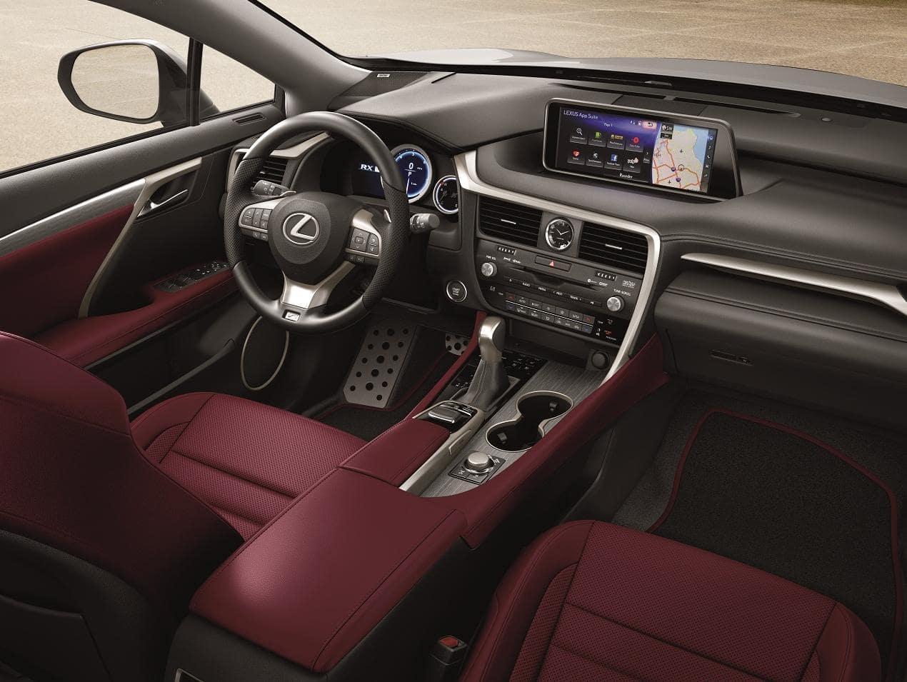 RX vs BMW X3