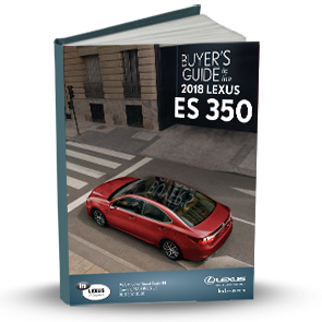 Buyer's Guide to 2018 Lexus ES 350