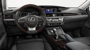Lexus IS vs ES