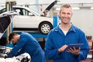 Service Mechanics