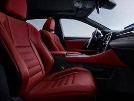 Lexus RX 350 Interior