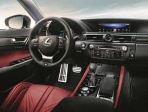 Lexus GS 350 Interior
