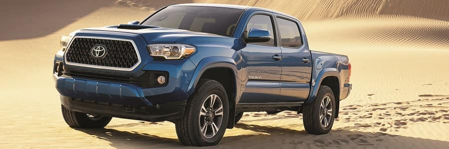 Toyota Tacoma Maintenance Schedule