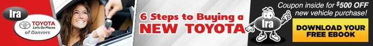6 Steps to Buying a New Toyota