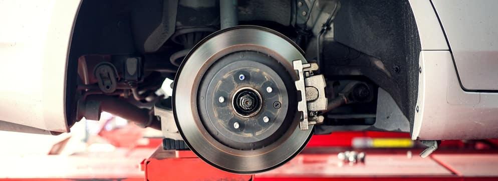 Car Brakes Service