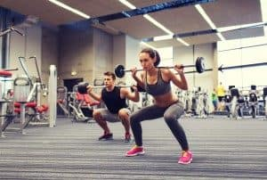 Crossfit Lifting Weights