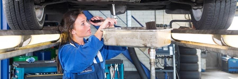 Oil Change Technician