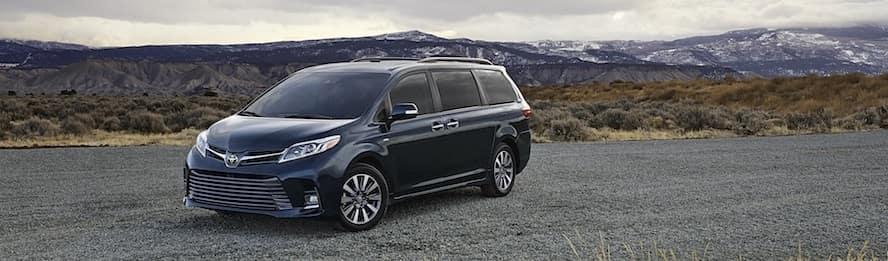 Toyota Sienna Lease
