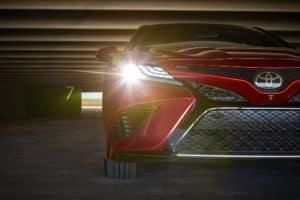 Toyota Camry Headlight