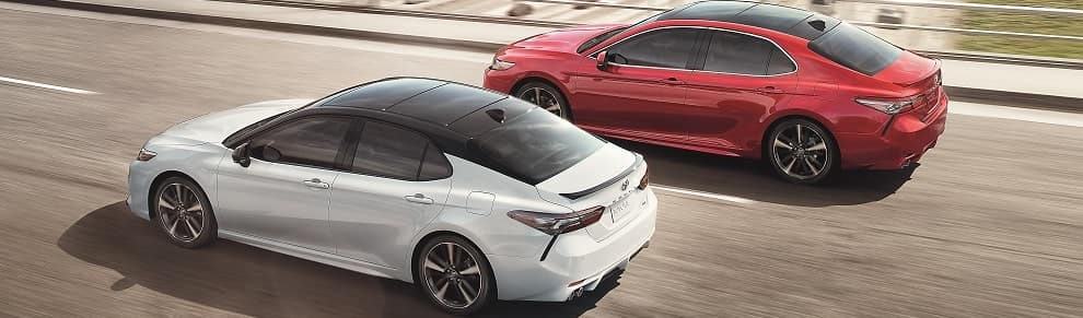 Toyota Camry Fuel