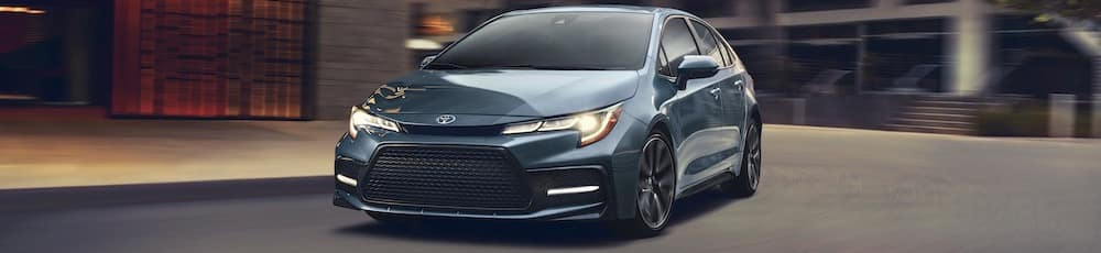Toyota Corolla Lease Deals at Ira Toyota of Manchester
