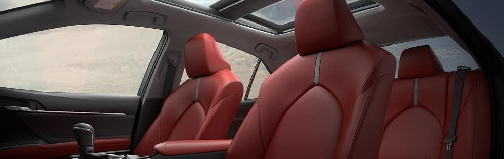 Toyota Camry Cabin