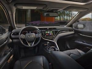 Toyota Camry Technology