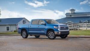 Toyota Tundra Truck Deals Tewksbury MA