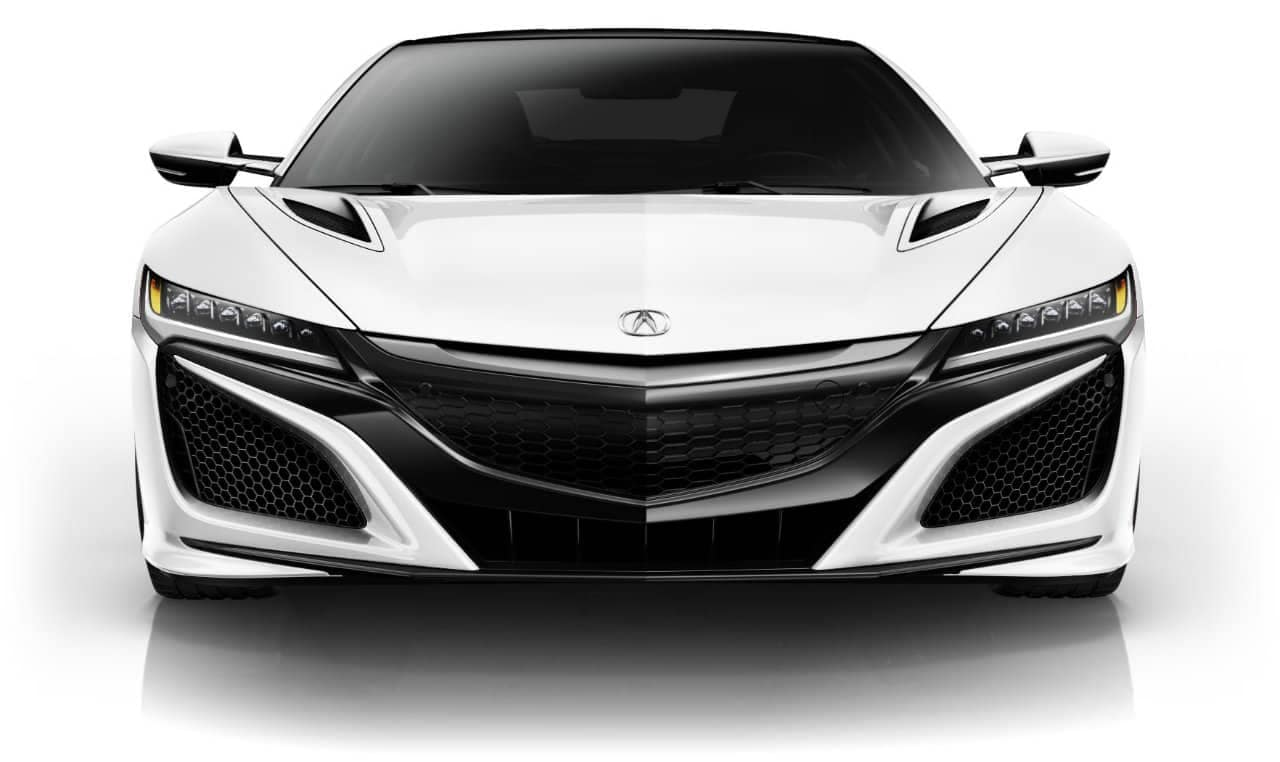 Exterior And Interior Color Options For The Nsx Island Acura
