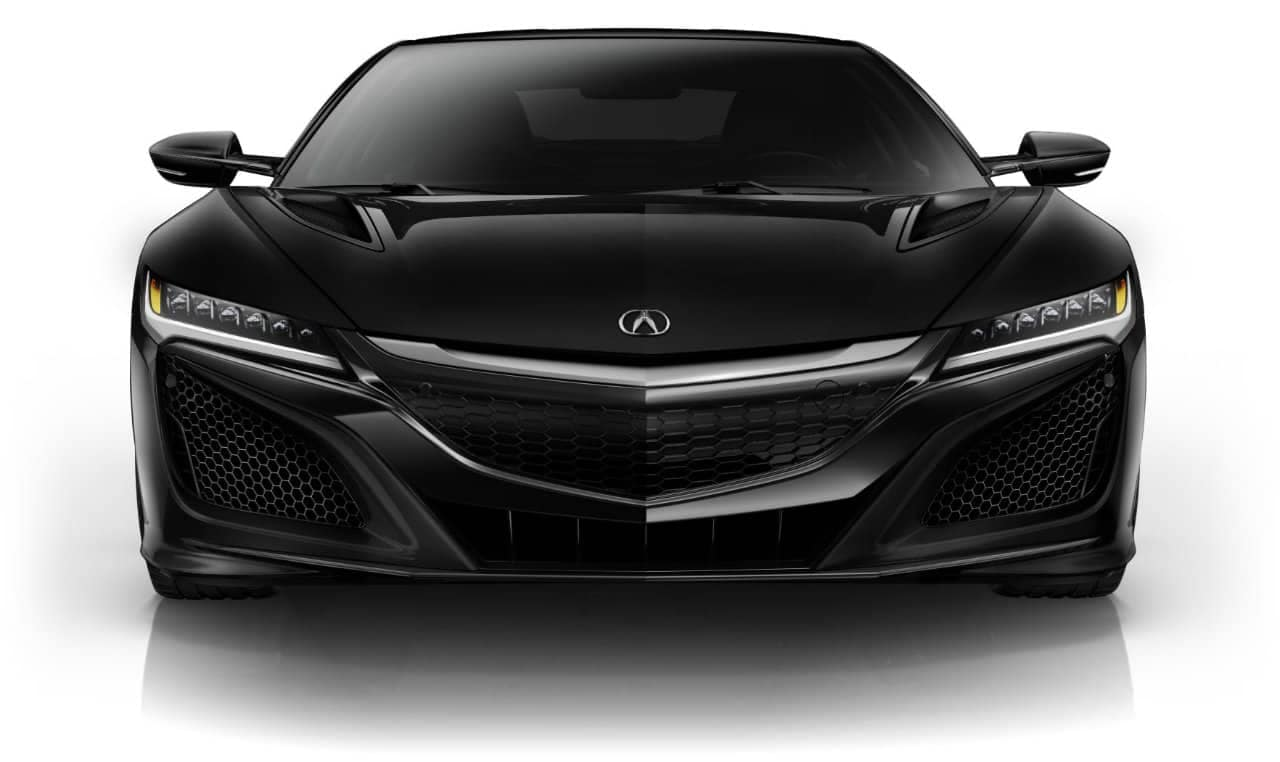 2017 Acura NSX Berlina Black