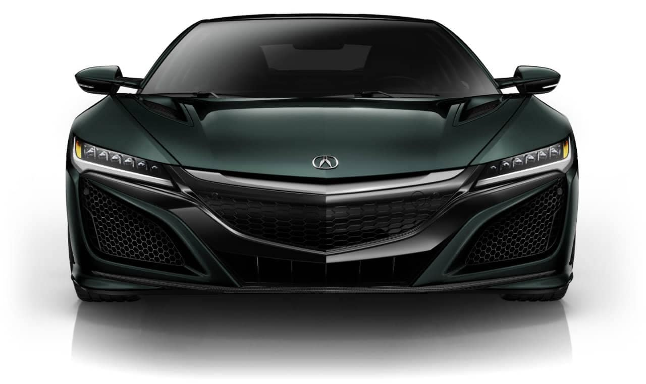 2017 Acura NSX Nord Gray Metallic