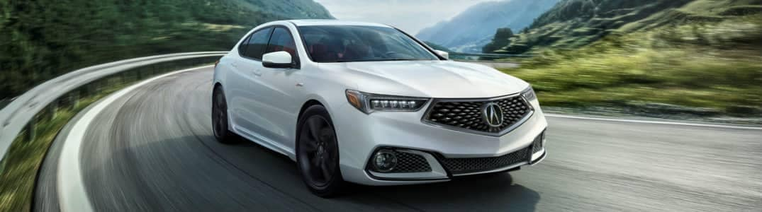 2018 Acura TLX Engine Options and Performance