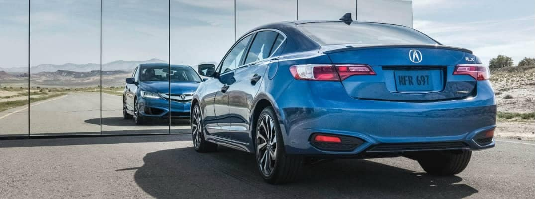 2018 Acura ILX Special Edition Model