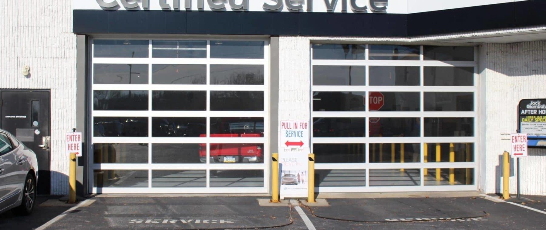 certified service entrance